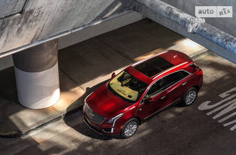 Cadillac XT5 2018 Luxury