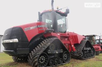 Case IH Quadtrac 600 2018