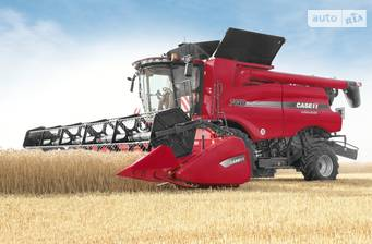 Case IH Axial Flow 7140 2018