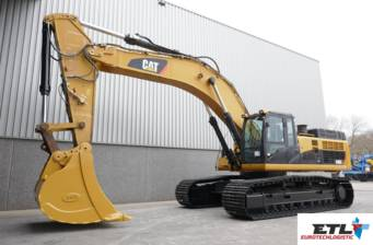 Caterpillar 349 2013 base