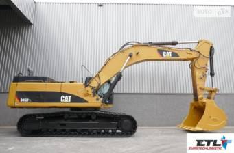 Caterpillar 349 2013 base