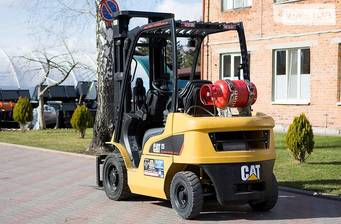 Caterpillar GP 25N 2011