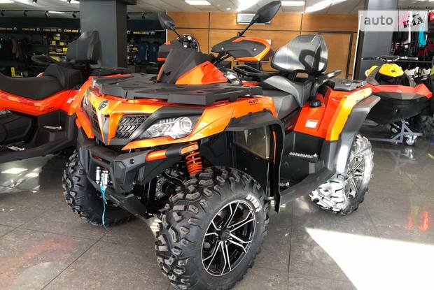 Cf moto X10