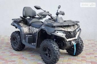 Cf moto X6 MAX XT EFI 2021