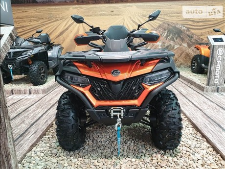 Cf moto X6 2022