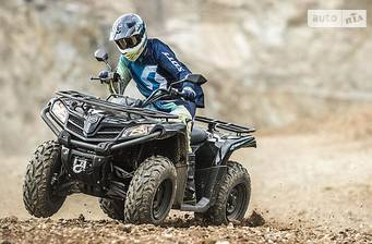 Cf moto CForce 2018