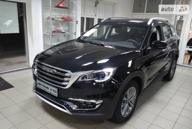 Chery Jetour X70 Luxury