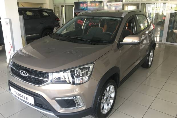 Chery Tiggo 2 Luxury