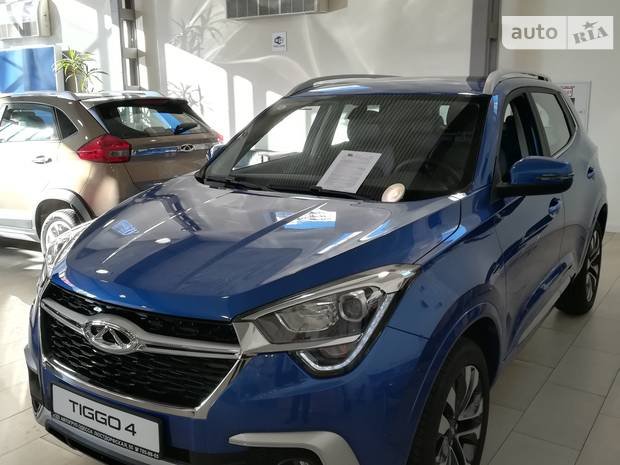 Chery Tiggo 4 Luxury