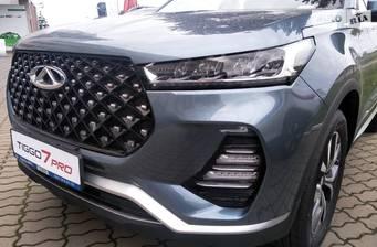 Chery Tiggo 7 Pro 2021 Luxury
