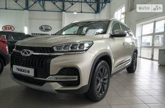 Chery TIggo 8 2020 Luxury