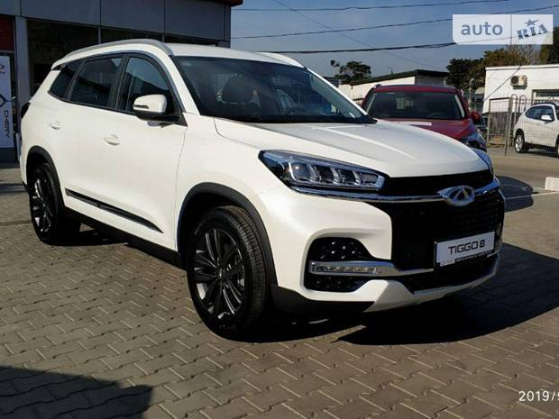 Chery TIggo 8 Luxury