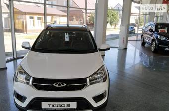 Chery Tiggo 2 2020 Luxury SE