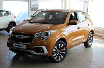 Chery Tiggo 4 2018 Luxury