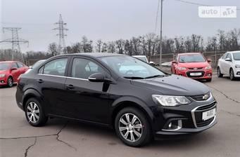 Chevrolet Aveo 2019 LTZ