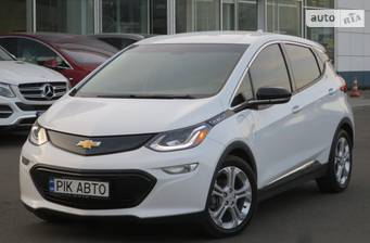 Chevrolet Bolt EV EV AT (204 л.с.) 2020