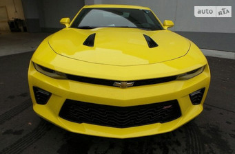 Chevrolet Camaro 6.2 AT (456 л.с.) SS 2016