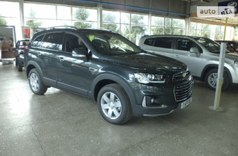 Chevrolet Captiva 2.2D MT (184 л.с.) LT 2016