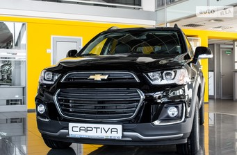 Chevrolet Captiva 2.4 AT (167 л.с.) LT 2016