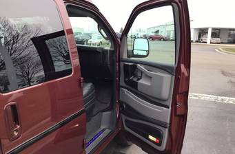 Chevrolet Express пасс. 2020 Limited X-SE VC