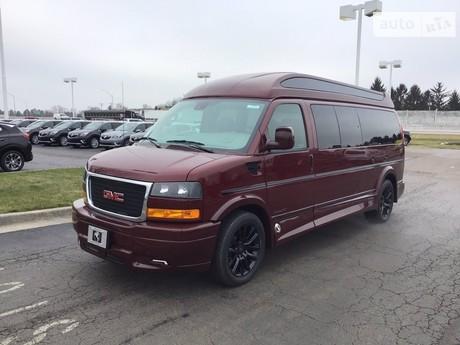 Chevrolet Express пасс. 2020