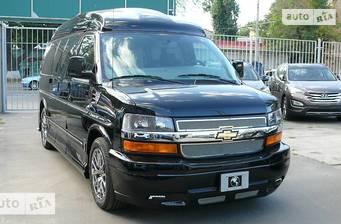 Chevrolet Express пасс. 5.3 AT (321 л.с.) 2014