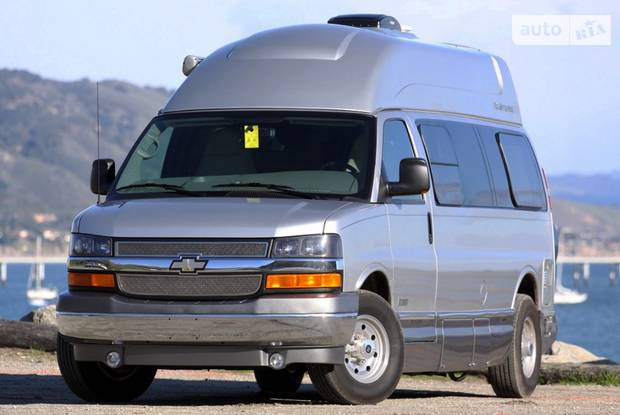 Chevrolet Express пасс. EL Capitan
