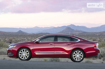 Chevrolet Impala 2.5 AT (195 л,с.) 2018