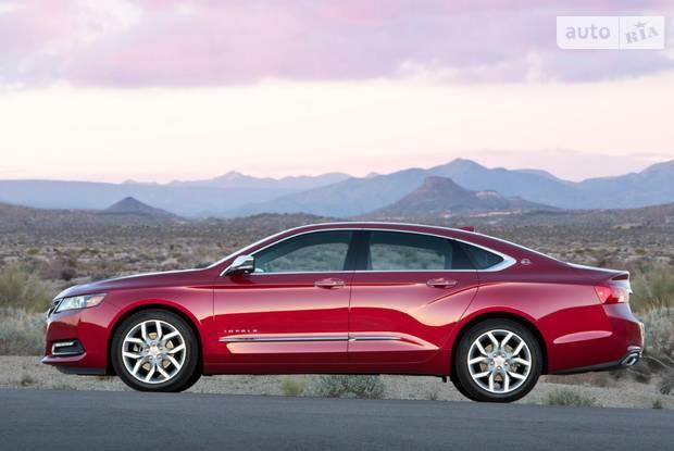 Chevrolet Impala  2LTZ