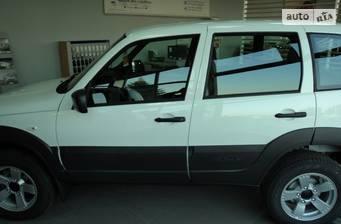 Chevrolet Niva 2020 LC