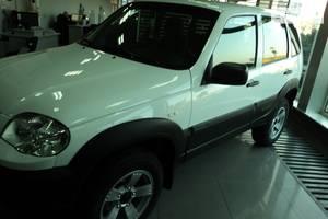 Chevrolet Niva LC