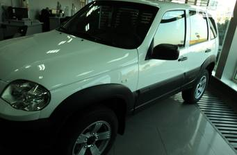 Chevrolet Niva 1.7 MT (80 л.с.) 2020