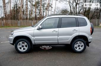Chevrolet Niva 2020 21230-55 GLS