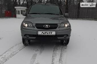 Chevrolet Niva 1.7 MT (80 л.с.) 2021
