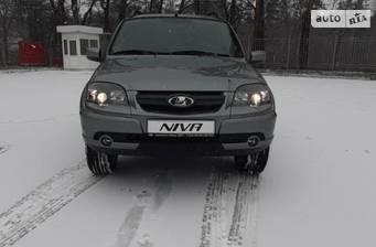 Chevrolet Niva 2021 GLS