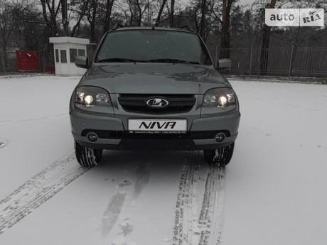 Chevrolet Niva 2021
