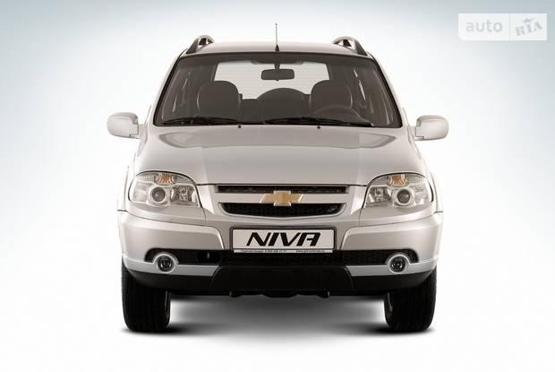 Chevrolet Niva L