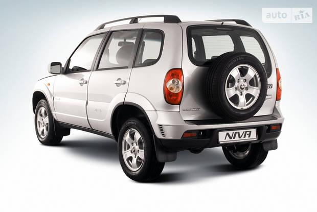 Chevrolet Niva LE