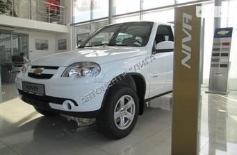 Chevrolet Niva 1.7 MT (80 л.с.) 2017