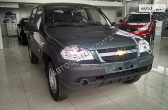 Chevrolet Niva 1.7 MT (80 л.с.) L 2017