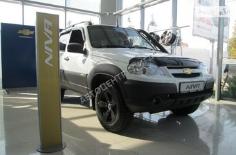 Chevrolet Niva 1.7 MT (80 л.с.) LE 2017