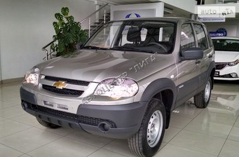 Chevrolet Niva 1.7 MT (80 л.с.) LC 2016