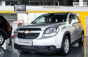 Chevrolet Orlando 1.4T MT (140 л.с.) Start/Stop 2016