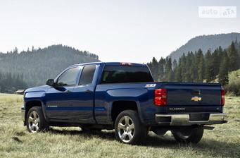 Chevrolet Silverado 5.3 AT (355 л.с.) 1500 High Country 2017