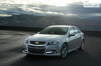 Chevrolet SS 6.2 АТ (415 л.с.)  2017