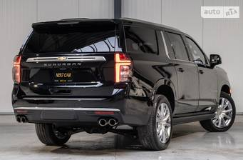 Chevrolet Suburban 2021 High Country