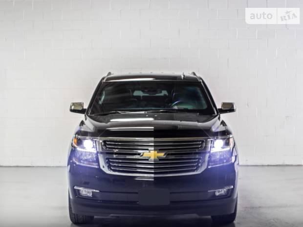 Chevrolet Suburban Inkas