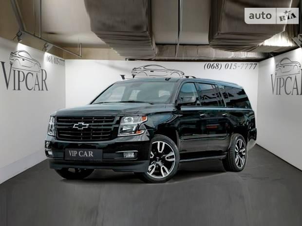 Chevrolet Suburban Premier
