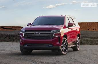 Chevrolet Tahoe 6.2i AT (426 л.с.) AWD 2020