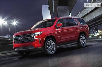 Chevrolet Tahoe 2020 RST